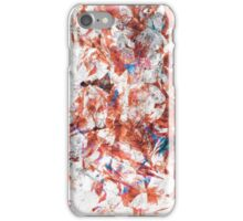 Mood modern abstract painting art design iPhone Case/Skin