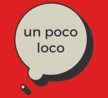UN POCO LOCO (BUBBLE) One Piece - Long Sleeve
