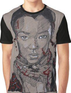 Sasha - TWD Graphic T-Shirt