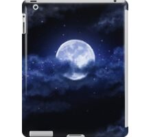 Moonlight Thoughts iPad Case/Skin
