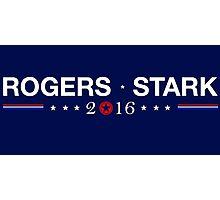 Rogers / Stark 2016 #2 Photographic Print