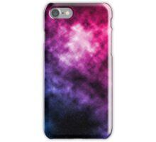 Pink & purple Nebula iPhone Case/Skin