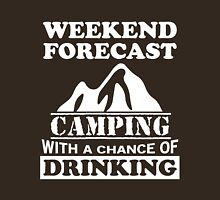 Camping with a chance of drinking T-Shirt