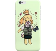 Isabelle -  animal crossing iPhone Case/Skin