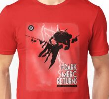 The Dark Merc Returns Unisex T-Shirt