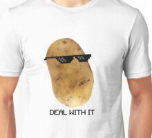 Deal with it Potato Unisex T-Shirt