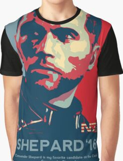 Shepard '16 Graphic T-Shirt