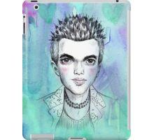 Sci-Fi boyfriend Protozoa iPad Case/Skin