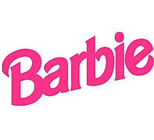 Barbie Girl Photographic Print