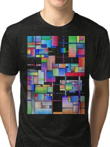 Interconnected Tri-blend T-Shirt