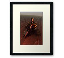 Pong 41 Framed Print