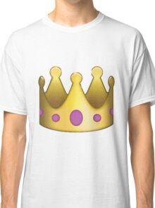 Crown Emoji Classic T-Shirt