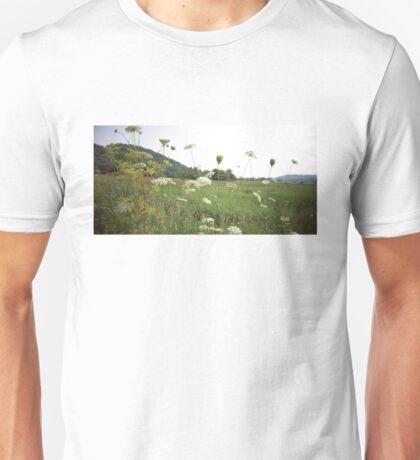 Queen Anne's Lace - Lomo Belair Photograph Unisex T-Shirt