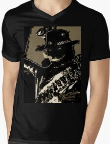 Rambler Tequila Bandit - Black Mens V-Neck T-Shirt
