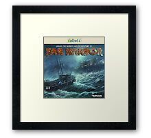 Fallout: Far Harbor Framed Print