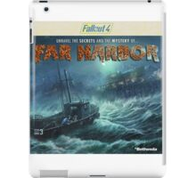 Fallout: Far Harbor iPad Case/Skin