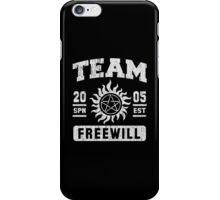 Team Freewill iPhone Case/Skin