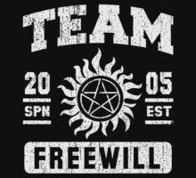 Team Freewill One Piece - Short Sleeve
