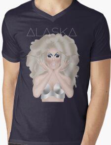 Alaska Thunderfuck Mens V-Neck T-Shirt