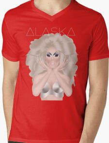 Alaska Thunderfuck Mens V-Neck T-Shirt