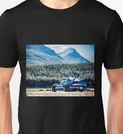 The Highest Mountain Unisex T-Shirt