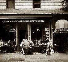 Caffe Reggio   by Jessica Jenney