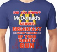 McDonald's Breakfast Unisex T-Shirt