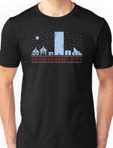 Achievement city  Funny Men's Tshirt Unisex T-Shirt