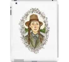 True Grit iPad Case/Skin