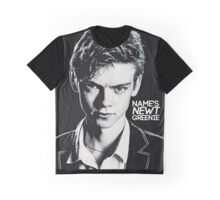 Thomas Brodie Graphic T-Shirt