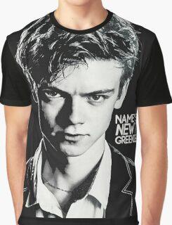 Thomas Brodie Graphic T-Shirt