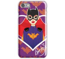 Sweethearts-Burnside Batgirl iPhone Case/Skin
