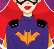 Sweethearts-Burnside Batgirl Sticker