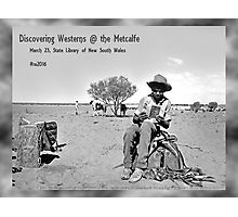 Discovering Westerns Photographic Print
