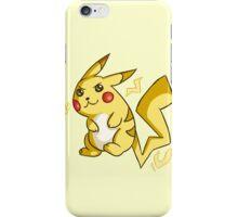 Pokemon Yellow - Pikachu iPhone Case/Skin