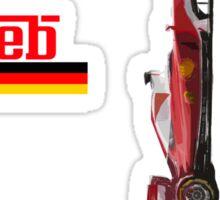 Ferrari 2016: Vettel, Raikkonen Sticker