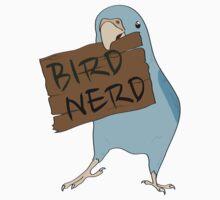 Bird Nerd Kids Tee