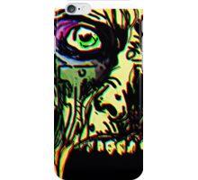 Walking Dead Zombie Ghoul iPhone Case/Skin