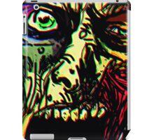Walking Dead Zombie Ghoul iPad Case/Skin