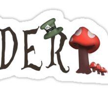 WNDRLND Sticker