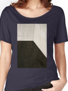 concrete - one Women's Relaxed Fit T-Shirt