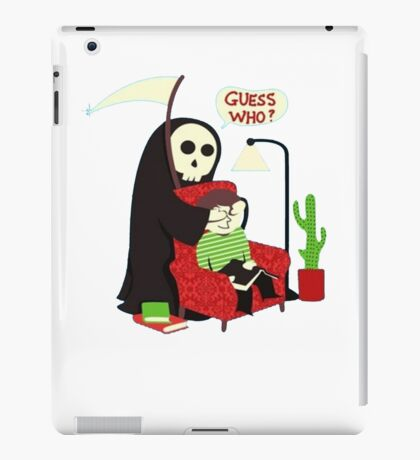 guess who ? iPad Case/Skin