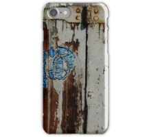 French Garage iPhone Case/Skin