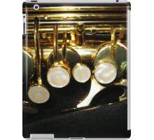 Suave Tones - Saxophone Keys iPad Case/Skin