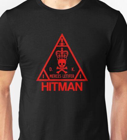 Hitman Merces Letifer  Unisex T-Shirt