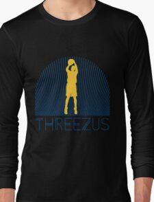 Threezus Long Sleeve T-Shirt