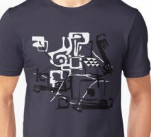 Abstract. Pseudo ethnic doodle. Unisex T-Shirt