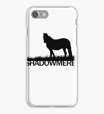 Shadowmere (Elder Scrolls) iPhone Case/Skin