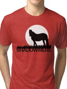 Shadowmere (Elder Scrolls) Tri-blend T-Shirt