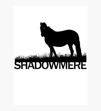 Shadowmere (Elder Scrolls) Photographic Print